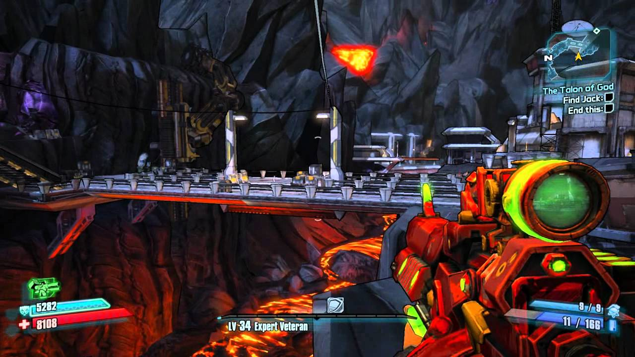 maxresdefault borderlands 2 hero's pass all challenge locations hd youtube borderlands 2 fuse box locations at alyssarenee.co