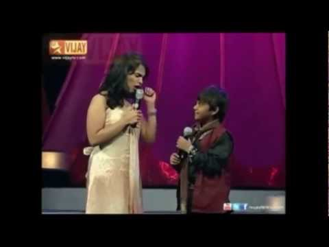 Aajeeth Super Singer  Junior 3 - Mukkala