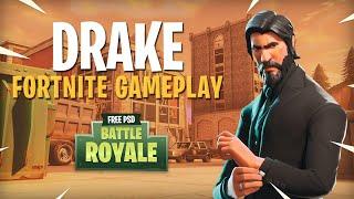 Fortnite Thumbnail Template Photoshop | Fortnite Mobile J6