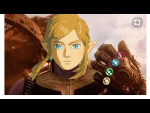 Laughing at ZELDA MEMES with my BROTHER pt 2