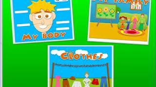 Урок английского языка для начальной школы