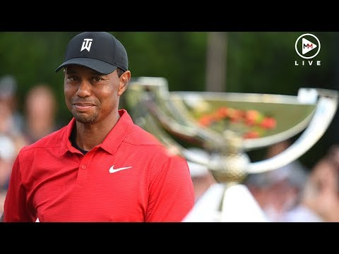 Tiger Woods wins first title in five years