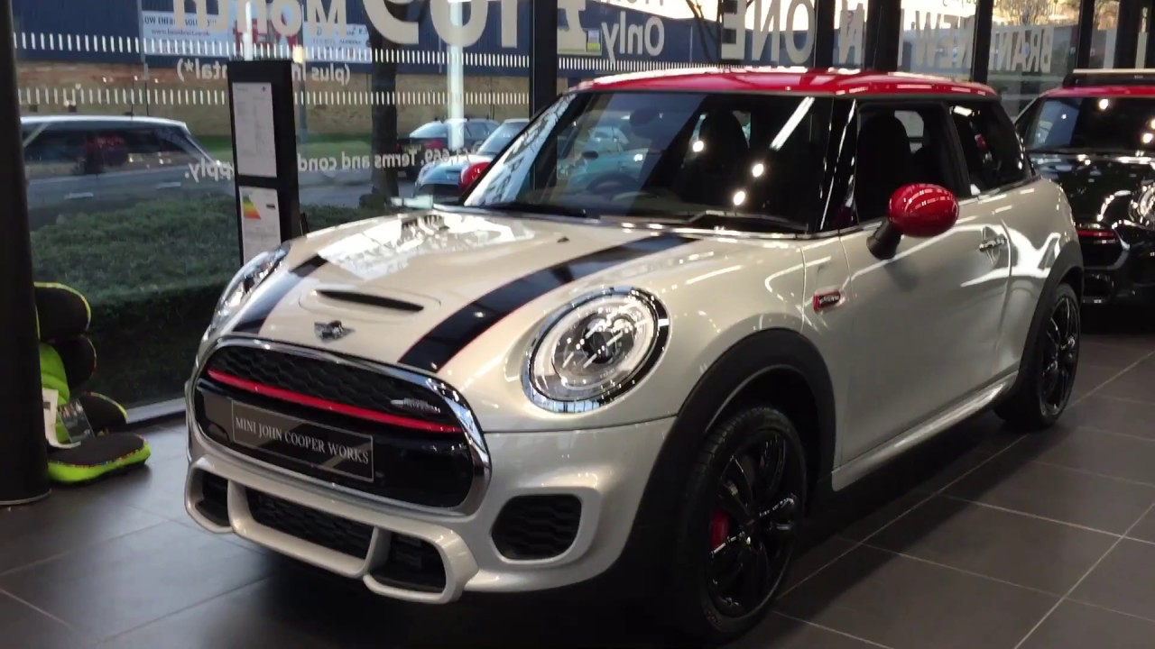 2017 Mini Cooper S Limited Edition Jcw Racing Seats Exterior And