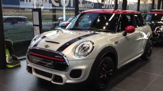 2017 MINI Cooper S Limited Edition JCW Racing Seats - Exterior and Interior Walkaround