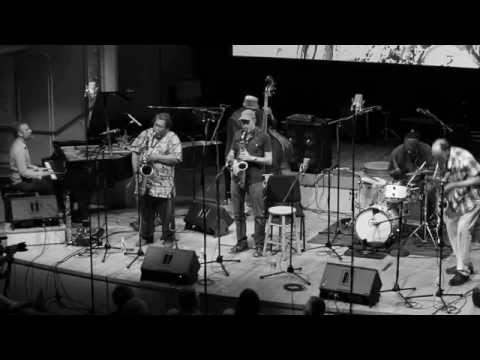 Roy Campbell Tribute, conducted by Sabir Mateen - Vision Festival 19 - Roulette - June 15 2014