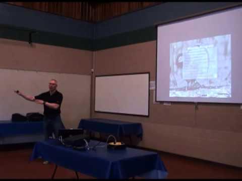 Alberta Conservation Association president Todd Zimmerling