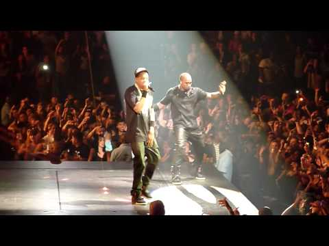 Golddigger - Kayne West & Jay Z LIVE @ London O2 Watch The Throne May 2012