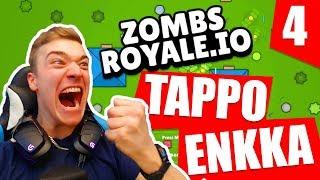 UUSI TAPPO ENNÄTYS FORTNITE 2D - zombsroyale.io