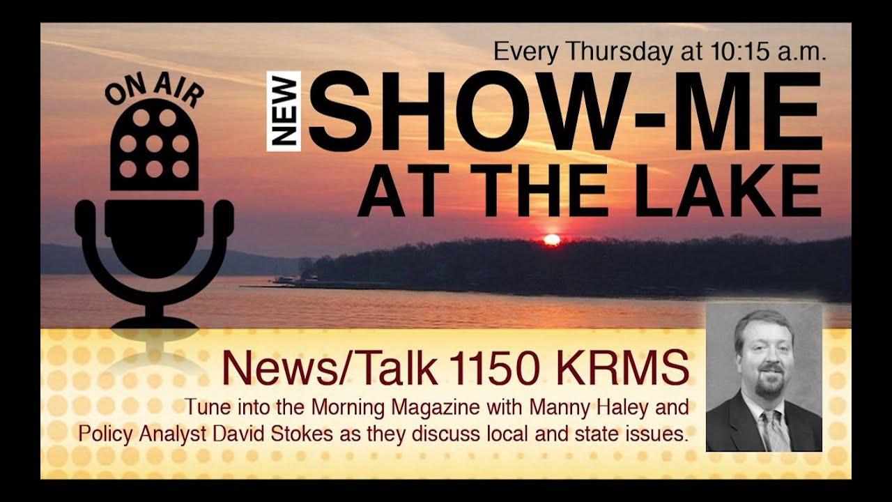 David Stokes on KRMS, July 25, 2013