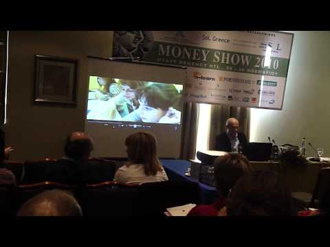 Money Show 2010 - Blogging With Students