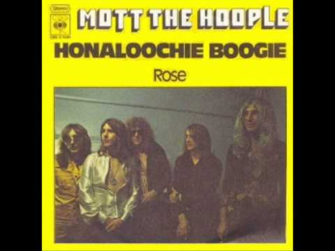 Mott The Hoople Honaloochie Boogie mp3