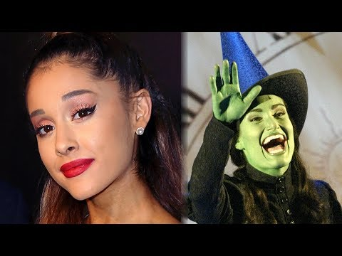 Ariana Grande to PERFORM in NBC's 'Wicked' Concert Special Mp3