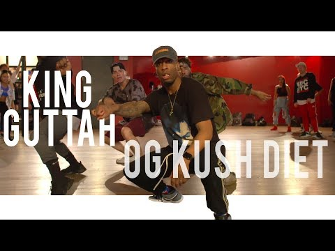 2 Chainz - OG Kush Diet   Choreography With King Guttah