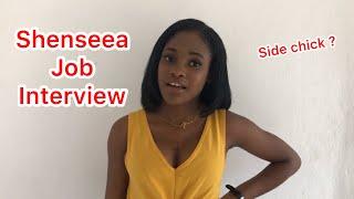 Shenseea Job Interview | @nitro__immortal