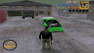 GTA 3 CAP 7 | NUEVO MOD RAPIDO Y FURIOSO |