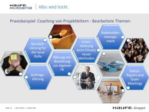 Mit Coaching zum erfolgreichen Projektleiter