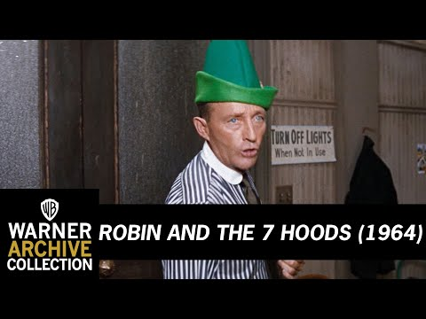 Robin and the 7 Hoods (1964) –  Don't Be A Do Badder (Bing Crosby)