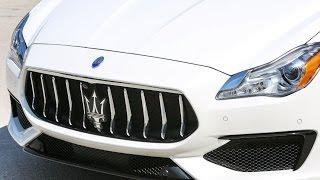 Maserati Quattroporte — и Подорожанский об очередном выпуске Авторевю