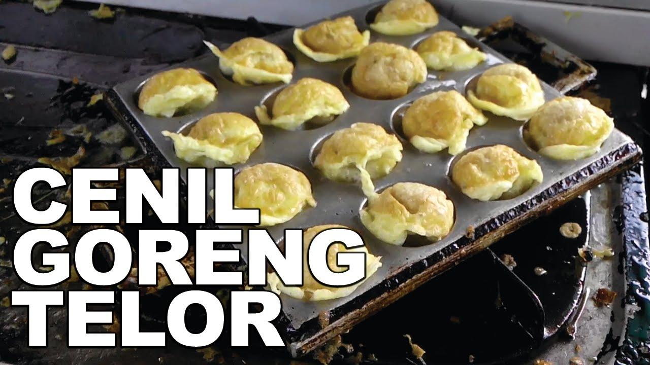 Jajanan Kuliner Di Solo Cenil Goreng Telor Solo Street Food 4