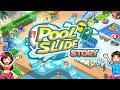 Pool Slide Story v.1.0.6 [Game Play + APK] #Kairosoft Game