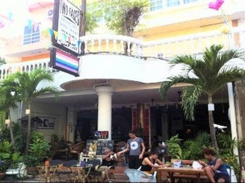 Cheap Hotels in Pattaya: Two Faces Room for Rent Guesthouse Jomtien