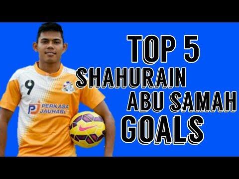 Top 5 Shahurain Abu Samah Goals