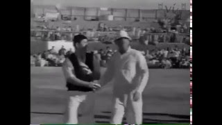 Rare Video of Bollywood Stars playing Charity Cricket Match in 1960's | Six Sigma Films