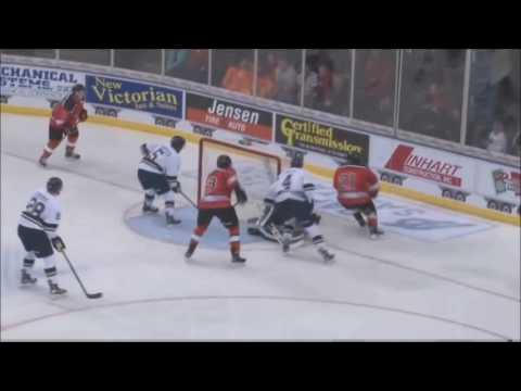'00 Emilio Pettersen First 2 USHL Goals