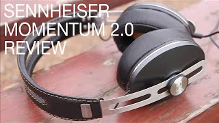 sennheiser momentum 2 0 headphones wired review