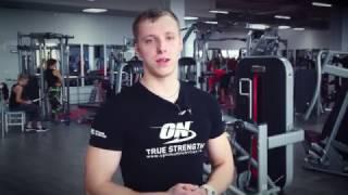 Уроки фитнеса в домашних условиях  4 ролик
