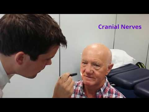 Neurological Examination, Cranial Nerves, Department of General Practice, RCSI