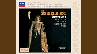 Rossini Semiramide Act 2 Madre Addio
