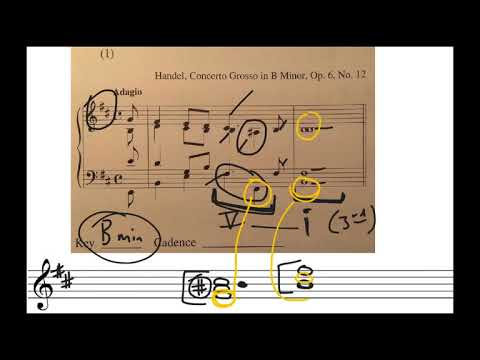 Music Theory: More Minor Authentic Cadences