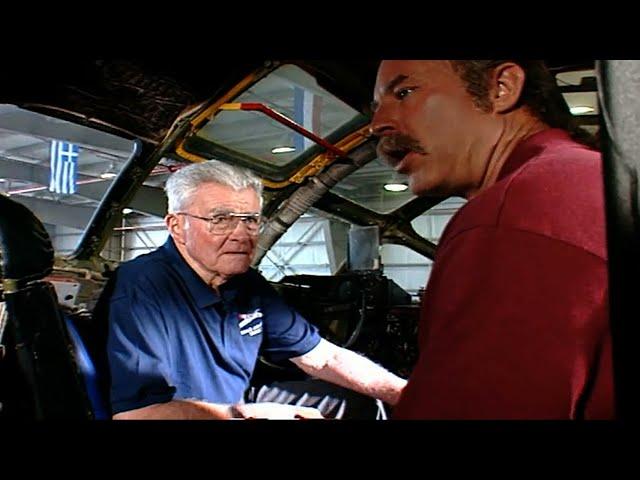 B-29 Secret Mission - Paul Tibbets Interview - Part 2