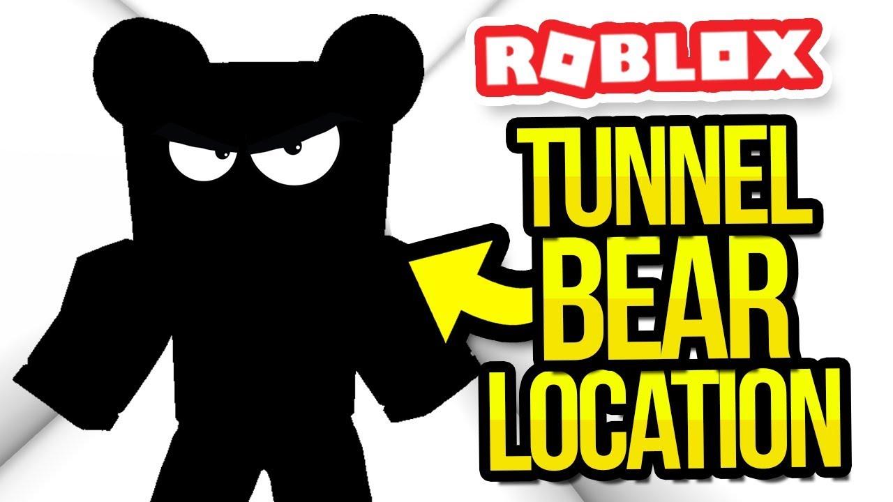 SECRET TUNNEL BEAR LOCATION in BEE SWARM SIMULATOR
