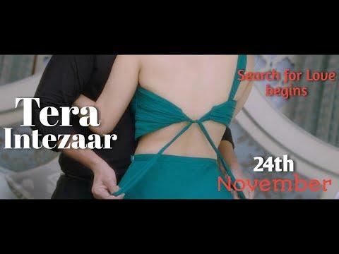 Tera Intezaar Official Teaser Sunny Leone 24 Nov | Prince Zeeshan Janjua.