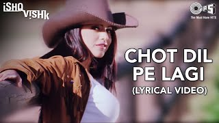 Chot Dil Pe Lagi (Lyrical Video) Shahid Kapoor | Shenaz Treasury | Alisha Chinai | Kumar Sanu | Tips