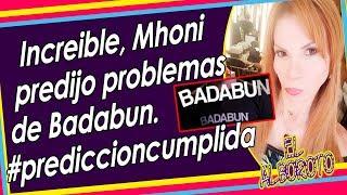 #prediccioncumplida Mhoni Vidente sabia lo que pasaría