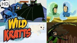 Wild Kratts 🕷️🎃🦅 New Creature Adventures (Part 5) | Kids Videos