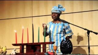 Sankofa Dance Theater Teaches the 7 Principles of Kwanzaa