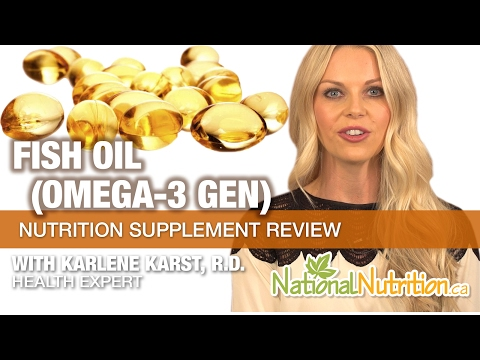 Professional Supplement Review - Fish Oil