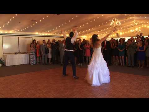 Awesome First Dance Mash-Up | Rach and Zach