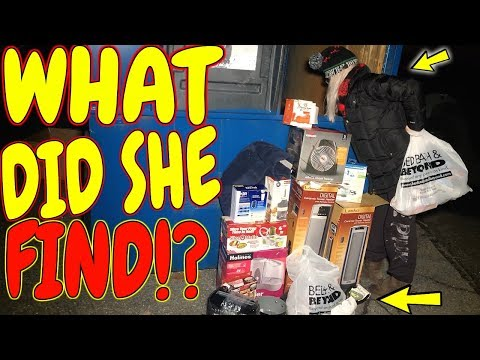 BED BATH & BEYOND LEFT US ALL THIS IN THEIR DUMPSTER! + UNBELIEVABLE SALLYS HAUL!