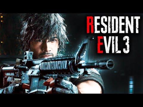 ВНЕЗАПНЫЙ КАРЛОС ► Resident Evil 3 Remake #5