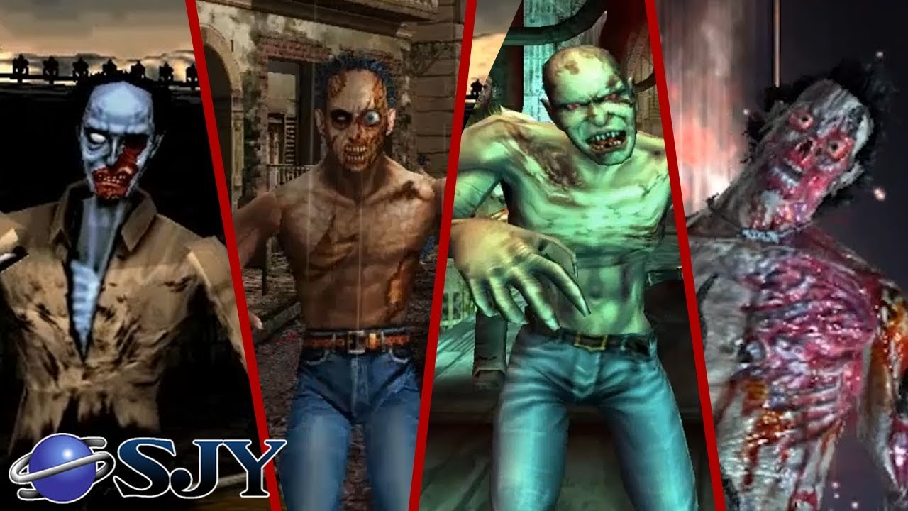 The House Of The Dead 4 Pc Now With Sound Effects