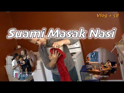 Saya Jago Makan | Anak Saya Berbicara Bahasa Manado | Quality Time With My Family Vlog