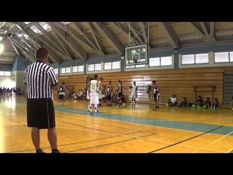 Upcountry Elite 8th Grade Boys vs Daly City Sparta