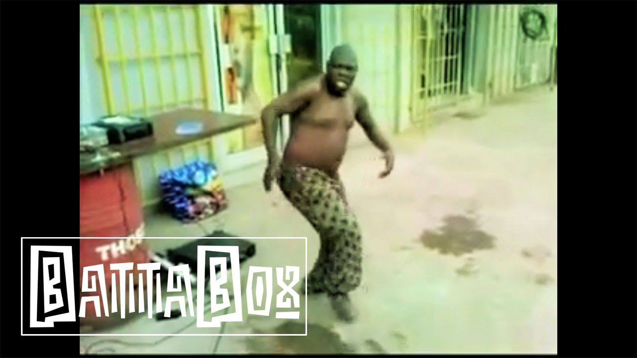 Funny Nigeria: Big Belly Papa Dance (real-life Nollywood)