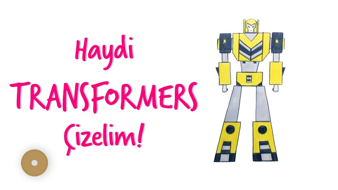 Transformer Nasil Cizilir How To Draw Transformer Cocuklar