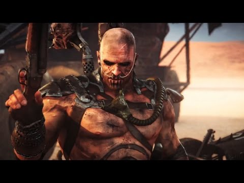 Mad Max Final Boss + Ending 1080p HD